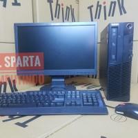 Paketan UNBK Cpu Lenovo thincentre core i3 4130 Bergaransi fus set