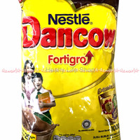 Harga limited edition dancow fortigro susu coklat nestle kemasan plastik | Pembandingharga.com
