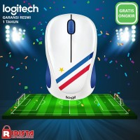 Mouse Wireless Logitech M238 Fans Collection Bola Piala Dunia (L086)