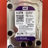 Hdd Internal WD Purple 4 Tb WD Purple Surveillance Hard Drive