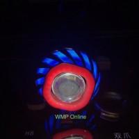 Lampu Tembak Projie U24R BRB Mini 3 Inch Angel Kotak Nanas Running