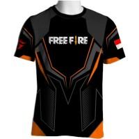 FF-28 Free Fire T-shirt Game