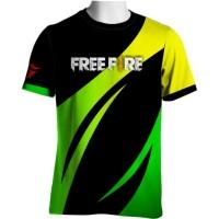 FF-29 Free Fire T-shirt Game