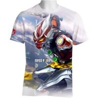 FF-19 Free Fire T-shirt Game