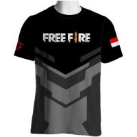 FF-24 Free Fire T-shirt Game