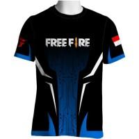 FF-27 Free Fire T-shirt Game