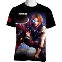 FF-17 Free Fire T-shirt Game