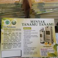 Brosur minyak Tanamu Tanami isi 50 lembar