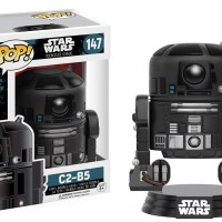 Funko POP Star Wars Rogue One - C2-B5 AUTHENTIC