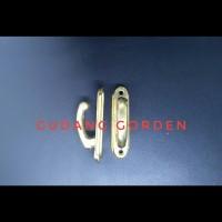 Hook Strong / Cantolan Tali Gorden Gold
