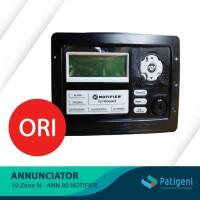 Annunciator Panel 10 Zone Notifier N-ANN 80
