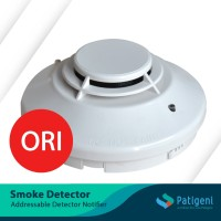 Photoelectric Smoke Detector Addressable Notifier FSP-851 With Base
