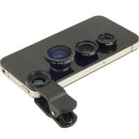 Terbaru Lensa Cembung Hp Fisheye Wide Camera Lensa Kamera Selfie Mata