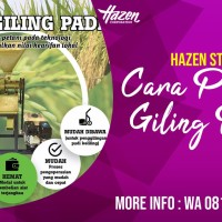 Harga Mesin Giling Padi Bekas Hargano.com