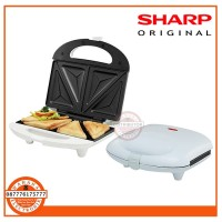 Sandwich Maker/Toaster Sharp KZS-70L(W) Pemanggang Roti Garansi Sharp