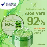 SYB ASLI SHOOTING AND MOISTURIZER GEL ALOE VERA 92% shooting gel