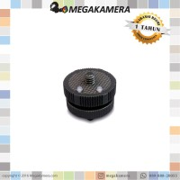 Zoom HS-1 Hot Shoe Mount Adapter For Zoom H1 H1N H6 H4 H5