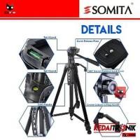 Tripod Camera SOMITA ST 3520 SLR DSLR Digital kamera Tongsis Handyca