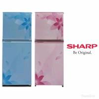 Kulkas Sharp 2 Pintu SJ 236ND No Frost TERLARIR TERMURAH POPULER