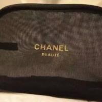 New pouch kosmetik , dompet kosmetik chanel original