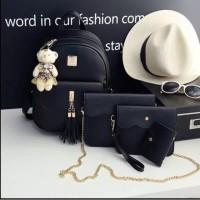 New TAS AWAN - Tas Ransel Backpack Korea Fashion