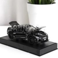 Nissan GTR LP Diecast Fast GT-R Diecast Miniatur Mobil Mainan Tomtomo