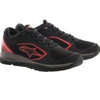 Alpinestars Alloy Shoes Black Red Sneaker