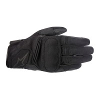 Alpinestars WARDEN Gloves BLACK Touch Screen Sarung Tangan