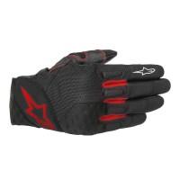 Alpinestars CROSSLAND Kinetic Black Red Sarung Tangan