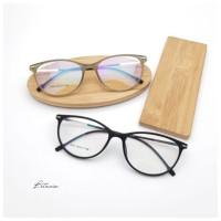 Frame Kacamata Minus G-SERIES WOMAN + Lensa Antiradiasi
