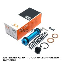 Master Rem Kit RK - Toyota Hiace 78-81 Bensin - 04471-26020