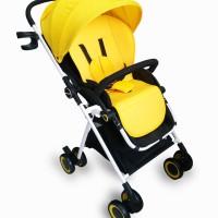 BabyDoes Kereta Dorong CH 4003 Bavaria Yellow