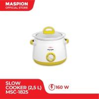 Maspion Slow Cooker MSC-1825