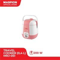 Maspion Rice Cooker Mini Travel Cooker MRJ - 051