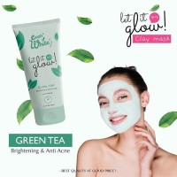 GREEN TEA CLAY MASK EVERWHITE BPOM