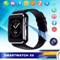 Smartwatch X6 Jam Tangan Pintar Sim Card Smart Watch X6