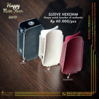 sleeve hexohm kulit vape vapor v3 sarung hexohm