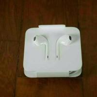Harga jual headset handsfree earpods earphone apple iphone 7 8 x | Pembandingharga.com