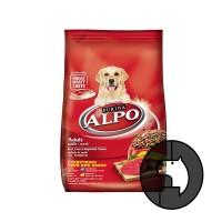 alpo 10 kg adult beef. liver and vegetable