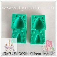 EAR-UNICORN-Silicon Mould