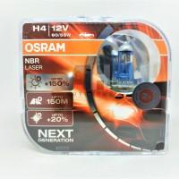 Osram Night Breaker Unlimited (NBR) H4 60/55w ORIGINAL