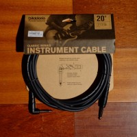 D Addario Instrument Cable Classic Serries 20 Ft PW-CGTRA-20