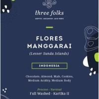 Three Folks - Espresso Single Origin 1kg Arabica Kopi Arabika