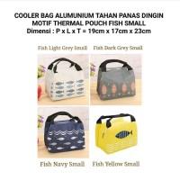 Lunch bag motif ikan
