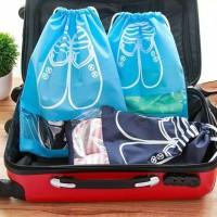 Ukuran Besar Pouch Sepatu Sandal Travel Olahraga Ready Stock Murah