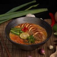Penang White Curry Noodle / Vermicelli (Ah Lai)