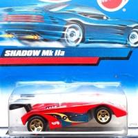 hotwheels shadow MK IIA merah diecast drag racing king speed legend