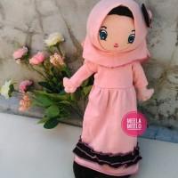 Boneka Muslimah Natasya || Boneka Agamis || Boneka Edukasi