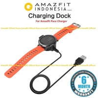 Notale Original Docking Cas for Amazfit Pace Dock Charger Garansi