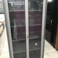 lemari besi filling cabinet rak besi Top NS CBLTN datascript sliding